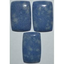 Синий кварц (комплект)