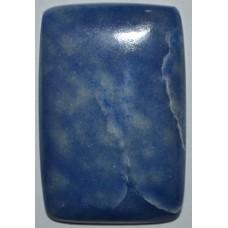 Синий кварц 048