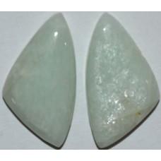 Амазонит (пара)